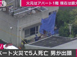 residence in Hitachi City