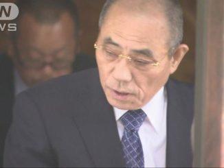 Kunio Inoue of the Kobe Yamaguchi-gumi