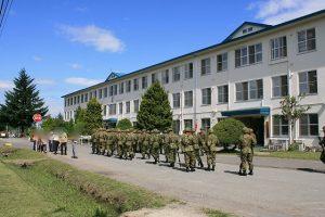 The GSDF Jinmachi Camp