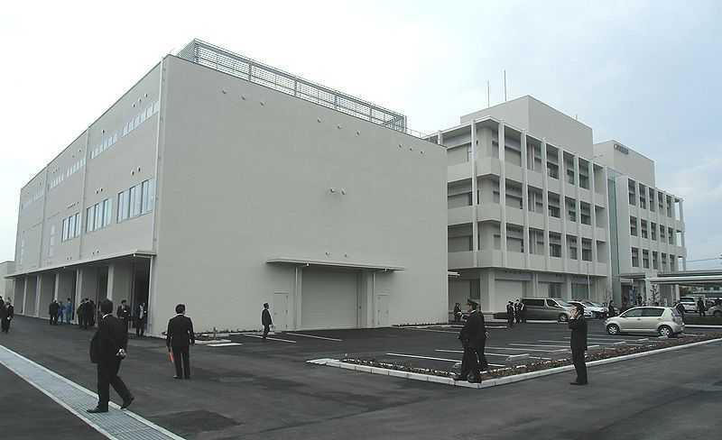 The Kochi-Higashi Police Station