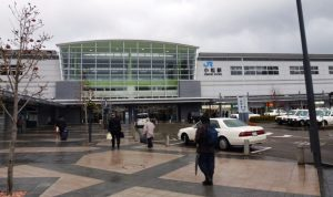 A homeless man abducted a school girl on a road in Komatsu City