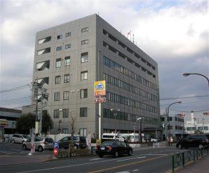 The Machida Police Station