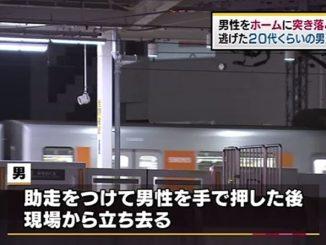 Mizonokuchi Station