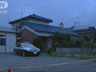 Nagano police have arrested a woman in the town of Minowa