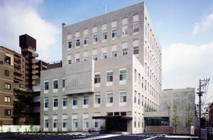 The Nakahara Police Station