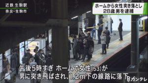 Kintetsu Ikoma Station