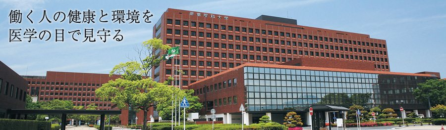 The University of Occupational and Environmental Health, Japan