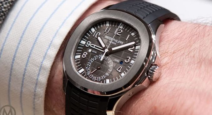 A 27-year-old sex worker allegedly stole a wristwatch by Patek Philippe & Co.