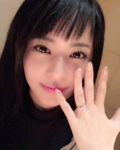 Sola Aoi announced her marriage to a DJ on Tuesday