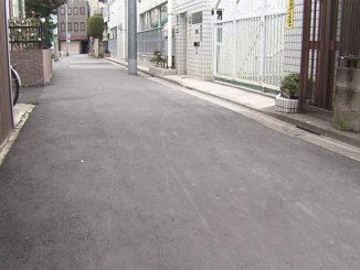 near JR Sugamo Station