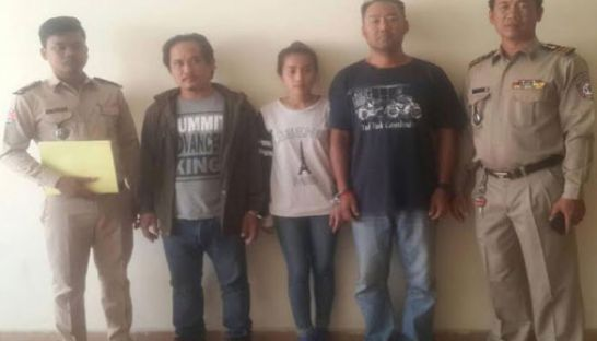 Police in Cambodia have accused Japanese national Susumu Fukui, 52, of masterminding a human trafficking operation that sent women from Phnom Penh to Japan