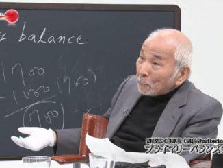Literary critic Susumu Nishibe