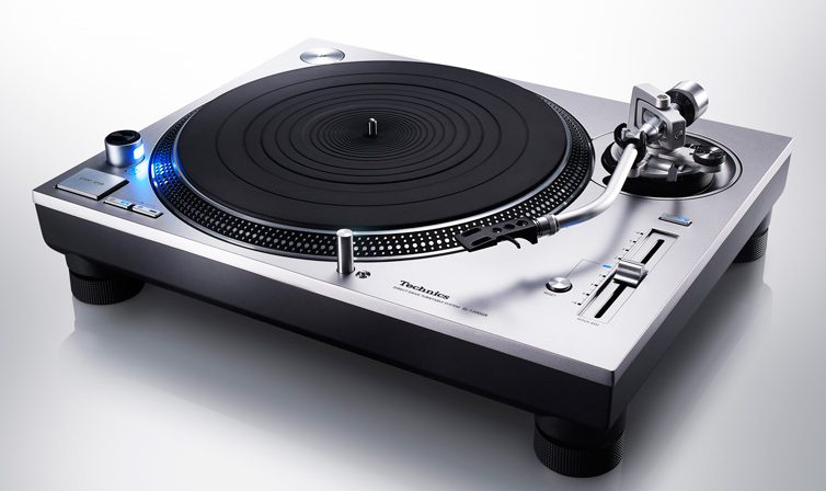 Panasonic will issue the Technics SL-1200GR on May 19