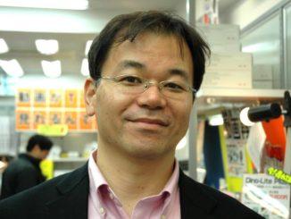Hiroyasu Yamamitsu of Thanko