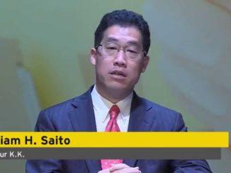 William H. Saito (YouTube)