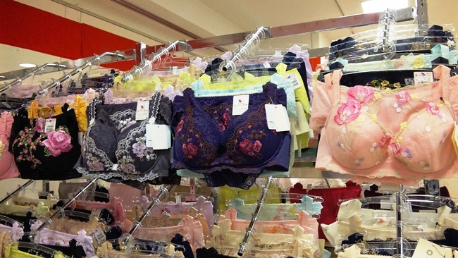 A civic employee for Oita City was accused of trespassing for the purpose of stealing women's underwear last month